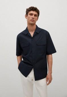 Рубашка Mango Man 87017639, размер 46 INT