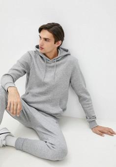 Худи Produkt 12131173, цвет серый, размер