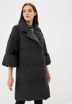 Пуховик, Savage, цвет: черный. Артикул: SA004EWCMVI4. Одежда / Верхняя одежда / Зимние куртки