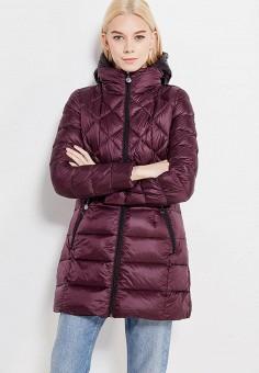 Пуховик, Savage, цвет: бордовый, фиолетовый. Артикул: SA004EWVJW35. Одежда / Верхняя одежда / Зимние куртки