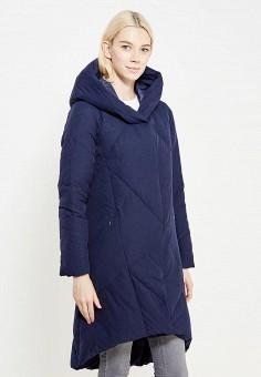 Пуховик, Savage, цвет: синий. Артикул: SA004EWVJW91. Одежда / Верхняя одежда / Зимние куртки