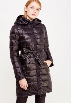 Пуховик, Savage, цвет: черный. Артикул: SA004EWVJX01. Одежда / Верхняя одежда / Зимние куртки