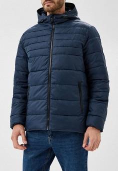 Пуховик, Sela, цвет: синий. Артикул: SE001EMBXAO6. Одежда / Верхняя одежда / Пуховики и зимние куртки