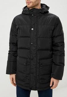 Пуховик, Sela, цвет: черный. Артикул: SE001EMBXAO9. Одежда / Верхняя одежда / Пуховики и зимние куртки