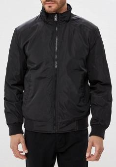 Куртка утепленная, Sela, цвет: черный. Артикул: SE001EMBXAP6. Одежда / Верхняя одежда / Демисезонные куртки