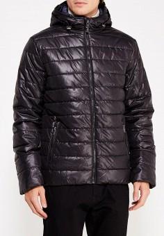 Куртка утепленная, Sela, цвет: черный. Артикул: SE001EMUSB56. Одежда / Верхняя одежда / Пуховики и зимние куртки