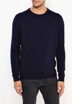 Джемпер, Sela, цвет: синий. Артикул: SE001EMUSB95. Одежда / Джемперы, свитеры и кардиганы