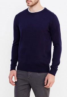 Джемпер, Sela, цвет: синий. Артикул: SE001EMUSC09. Одежда / Джемперы, свитеры и кардиганы