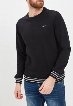 Джемпер, Sela, цвет: черный. Артикул: SE001EMZNG13. Одежда / Джемперы, свитеры и кардиганы
