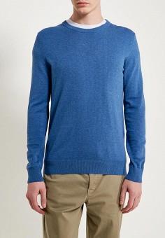 Джемпер, Sela, цвет: синий. Артикул: SE001EMZNG89. Одежда / Джемперы, свитеры и кардиганы