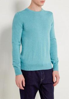 Джемпер, Sela, цвет: бирюзовый. Артикул: SE001EMZNG90. Одежда / Джемперы, свитеры и кардиганы