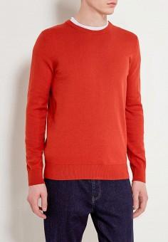Джемпер, Sela, цвет: красный. Артикул: SE001EMZNG92. Одежда / Джемперы, свитеры и кардиганы