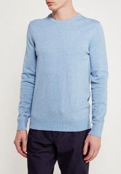 Джемпер, Sela, цвет: голубой. Артикул: SE001EMZNG93. Одежда / Джемперы, свитеры и кардиганы