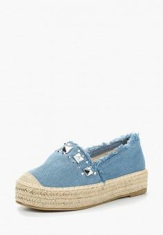 Эспадрильи, Sergio Todzi, цвет: синий. Артикул: SE025AWBDGS1. Обувь