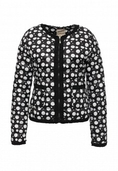 Куртка утепленная, Softy, цвет: мультиколор. Артикул: SO017EWMJV19. Одежда / Верхняя одежда