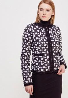 Куртка утепленная, Softy, цвет: мультиколор. Артикул: SO017EWMJV19. Одежда / Верхняя одежда / Демисезонные куртки