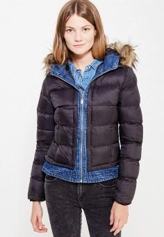Куртка утепленная, Softy, цвет: черный. Артикул: SO017EWWWV33. Одежда / Верхняя одежда