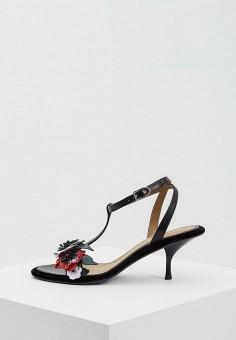 Босоножки, Sonia Rykiel, цвет: черный. Артикул: SO021AWZJM50. Premium / Обувь / Босоножки