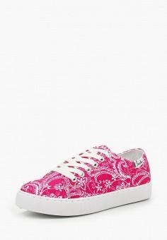 Кеды, Sometime, цвет: розовый. Артикул: SO033AWJBF22. Обувь / Кроссовки и кеды / Кеды