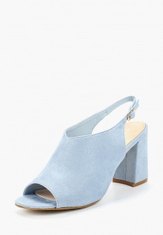 Босоножки, Stephan, цвет: голубой. Артикул: ST031AWBRIR5. Обувь / Босоножки