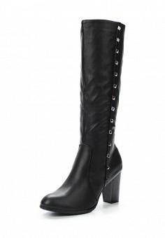 Сапоги, Style Shoes, цвет: черный. Артикул: ST040AWYNK45. Обувь / Сапоги