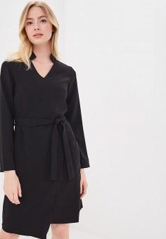 Платье, Stylove, цвет: черный. Артикул: ST054EWAZAF1. Одежда