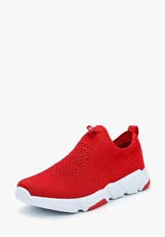 Кроссовки, Strobbs, цвет: красный. Артикул: ST979AWAMLF7. Обувь