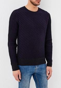 Джемпер, Sweewe, цвет: синий. Артикул: SW007EMBCXO3. Одежда / Джемперы, свитеры и кардиганы