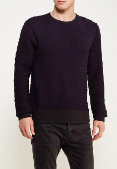 Свитшот, Sweewe, цвет: синий. Артикул: SW007EMXAU27. Одежда / Джемперы, свитеры и кардиганы