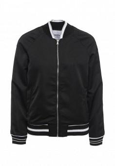 Куртка, Sweewe, цвет: черный. Артикул: SW007EWRQL34. Одежда / Верхняя одежда