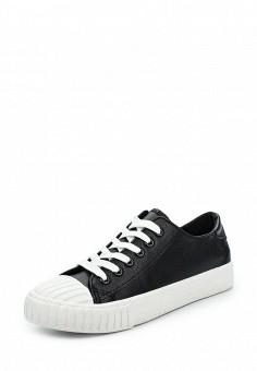 Кеды, Sweet Shoes, цвет: черный. Артикул: SW010AWPSK36. Обувь / Кроссовки и кеды
