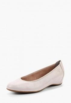Туфли, Tamaris, цвет: розовый. Артикул: TA171AWACMN7. Tamaris