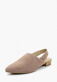 Туфли, Tamaris, цвет: бежевый. Артикул: TA171AWACNU2. Tamaris