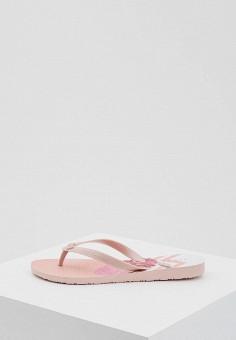 Сланцы, Ted Baker London, цвет: розовый. Артикул: TE019AWZIO87.