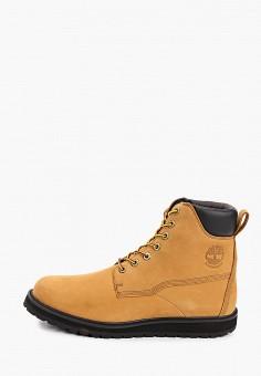 Ботинки Timberland TBLA28B6M, цвет желтый