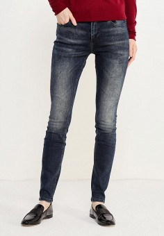 Джинсы, Tommy Hilfiger Denim, цвет: синий. Артикул: TO013EWUFL64. Tommy Hilfiger Denim