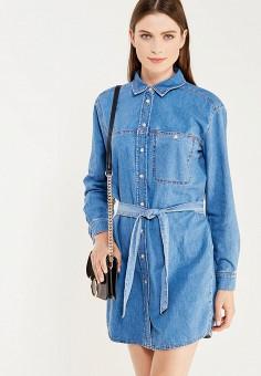 Платья джинсовые бренды