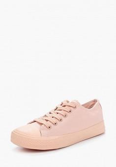 Кеды, Tony-p, цвет: розовый. Артикул: TO041AWBKYQ0. Обувь / Кроссовки и кеды / Кеды