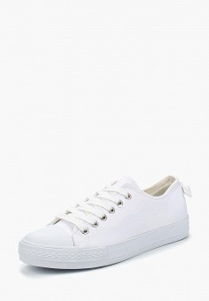 Кеды, Tony-p, цвет: белый. Артикул: TO041AWBLAS1. Обувь / Кроссовки и кеды / Кеды