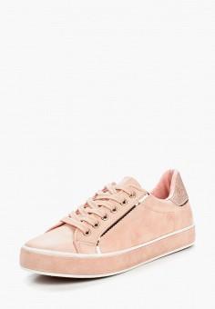 Кеды, Tony-p, цвет: розовый. Артикул: TO041AWBLAY6. Обувь / Кроссовки и кеды / Кеды