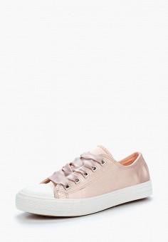 Кеды, Tony-p, цвет: розовый. Артикул: TO041AWBLCU0. Обувь / Кроссовки и кеды / Кеды