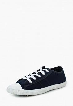 Кеды, Tony-p, цвет: синий. Артикул: TO041AWIAG63. Обувь / Кроссовки и кеды