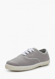 Кеды, Tony-p, цвет: серый. Артикул: TO041AWIAH00. Обувь / Кроссовки и кеды
