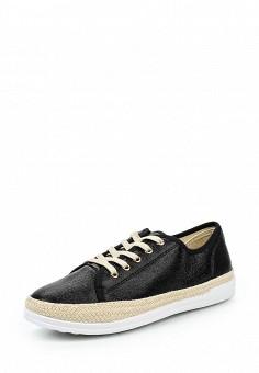 Кеды, Tony-p, цвет: черный. Артикул: TO041AWSET27. Обувь / Кроссовки и кеды