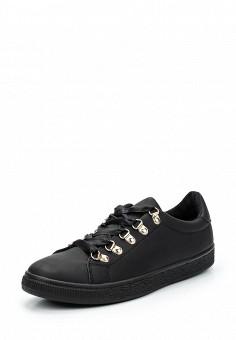 Кеды, Tony-p, цвет: черный. Артикул: TO041AWXVG20. Обувь / Кроссовки и кеды