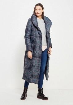 Куртка утепленная, TrendyAngel, цвет: черный. Артикул: TR015EWWOV66. Одежда / Верхняя одежда / Пуховики и зимние куртки