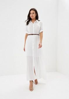 Платье, TrendyAngel, цвет: белый. Артикул: TR015EWZPS47. Одежда / Платья и сарафаны