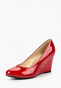 Туфли, Tulipano, цвет: красный. Артикул: TU005AWBYEE8. Обувь