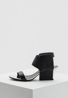 Босоножки, United Nude, цвет: черный. Артикул: UN175AWAXTT5. Premium / Обувь / Босоножки