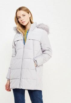Куртка утепленная, Urban Bliss, цвет: серый. Артикул: UR007EWXBT28. Одежда / Верхняя одежда